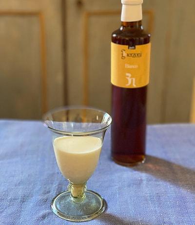 ホワイトバルサミコ酢