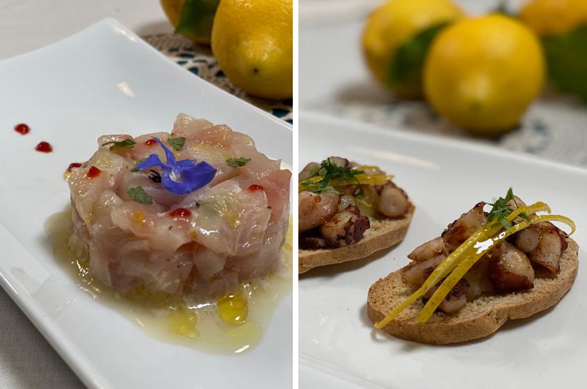 パンテレリア島のレモンのマーマレード