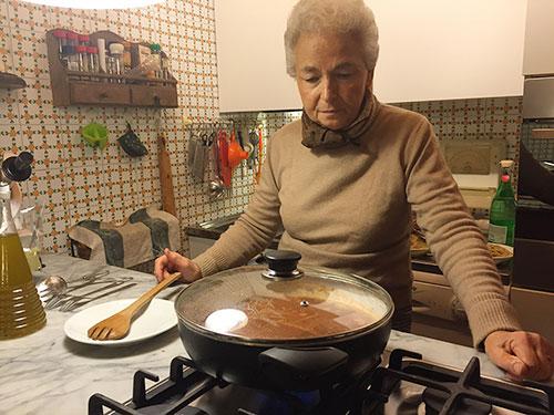 ラ・プロンタ リーナ・マンマ