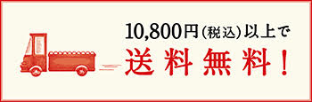 一万円以上送料無料