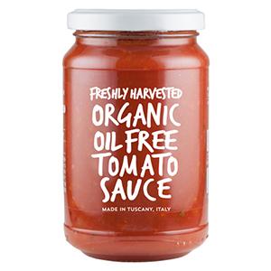 有機トマトたっぷりソース